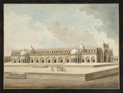 The Great Imambara of Asaf al-Daula, Lucknow